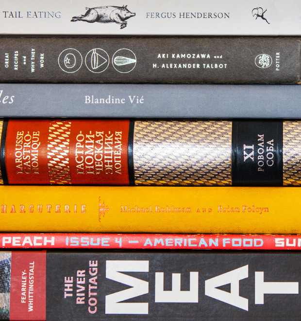 Кулинарное чтиво: Шеф-повар Иван Шишкин о 10 книгах — Кухня на The Village