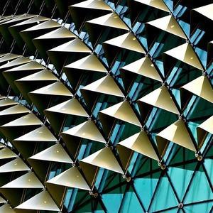 Дизайн от природы: Дом-лотос и супердеревья в Сингапуре