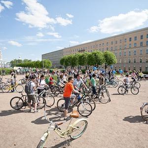Велопробег «За велогород» пройдёт 1 июля — Велосипеды на The Village
