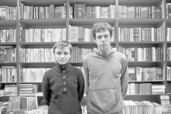 Константин Шавловский, владелец магазина «Порядок слов» — Свое место на The Village