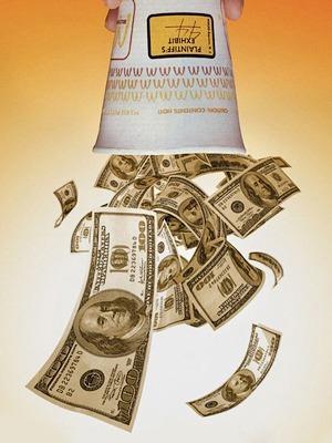 15 цитат о давлении бизнеса на судебную систему США из фильма «Горячий кофе» — Облако знаний на The Village