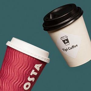 Как пить взять: 32 стакана кофе с собой