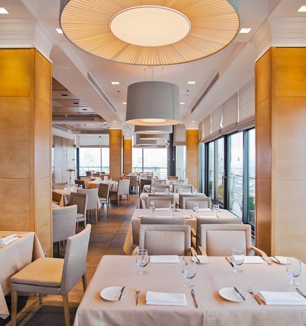 Новое место (Киев): Панорамный ресторан Matisse — Новое место на The Village