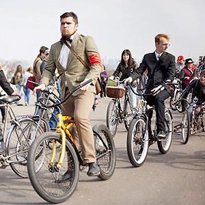Крути педали: 4 субботних велопробега в Петербурге — Велосипеды на The Village