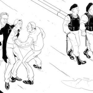Лига Избивателей: Андрей Рывкин об уличной драке и назначении полиции — Колонки на The Village