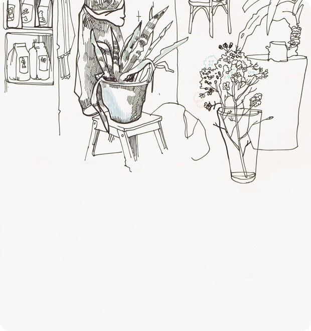 Клуб рисовальщиков: Кофейня LES — Weekend на The Village