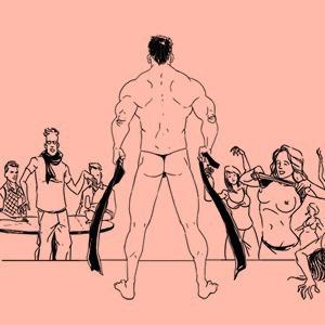 Как всё устроено: Мужской стриптиз — Как всё устроено на The Village