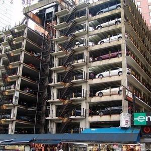 В Москве построят более 150 многоуровневых паркингов — Ситуация на The Village