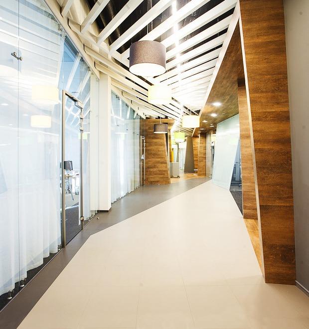 Офис недели (Петербург): «Яндекс»