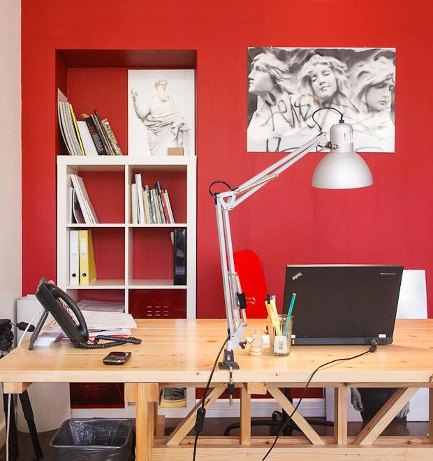 Офис недели (Петербург): Iris New Holland — Офисы на The Village