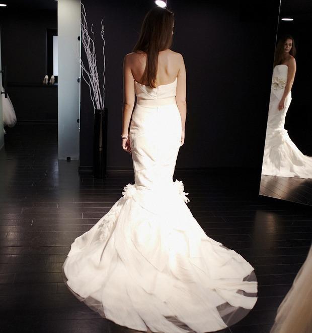Любо-дорого: Невесты о свадебных платьях — Люди в городе на The Village