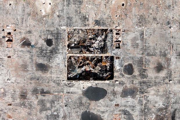 ИНИОН РАН — спустя полгода после пожара