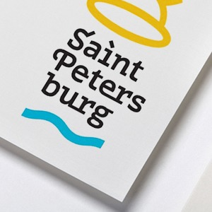 Что дизайнеры и горожане думают о новом логотипе Петербурга? — Опрос на The Village