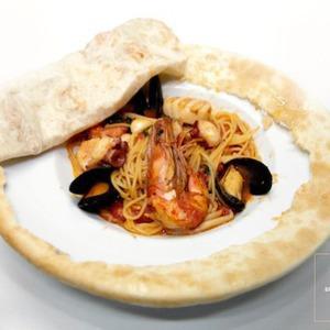 Рецепты шефов: Спагетти «Фрутти ди Маре»