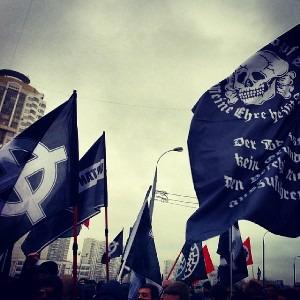 Русский марш 2013 в снимках Instagram — Город на The Village
