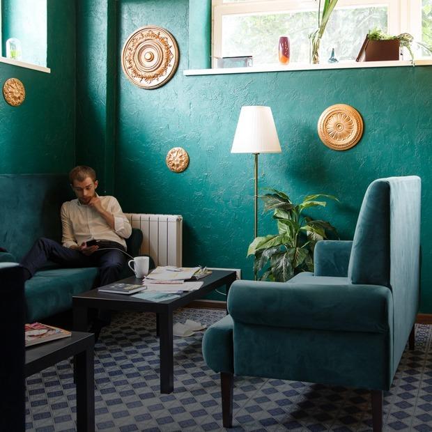 Как устроен капсульный отель Compass — Интерьер недели на The Village