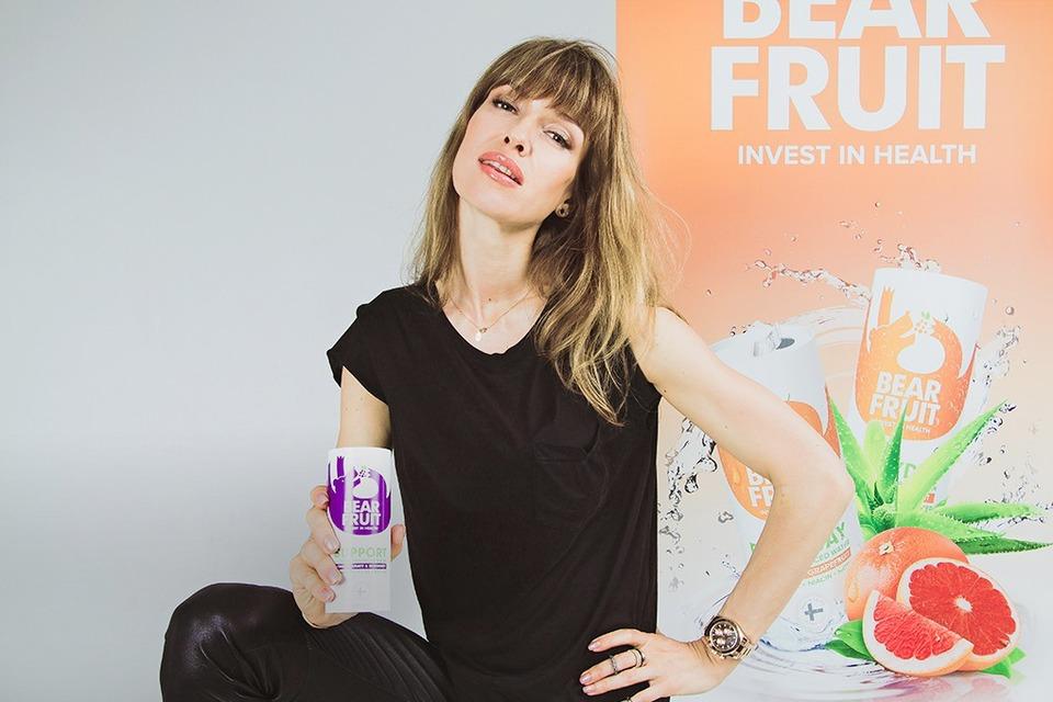 Bear Fruit: Обогащённая витаминами вода из финского источника — Эксперимент на The Village