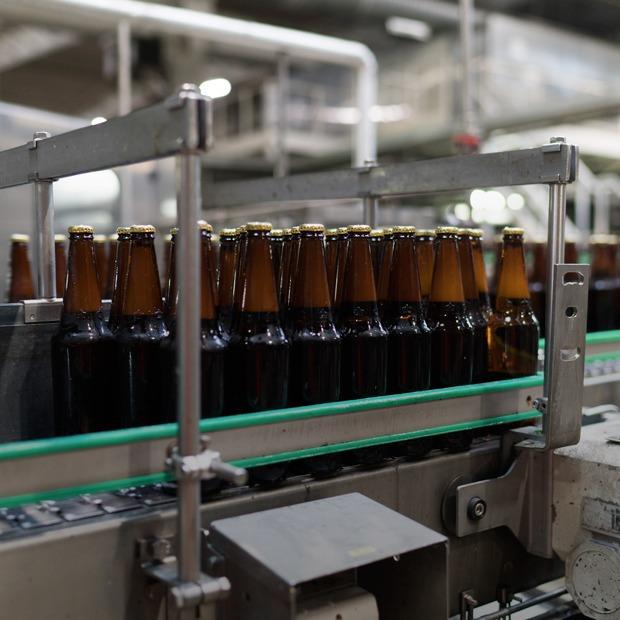 Как и из чего варят безалкогольное пиво — Производственный процесс на The Village