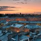 Город с крыш покажут на выставке «Высотный Петербург»