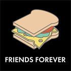 Составные части: Cэндвич с курицей и моцареллой из Friends Forever