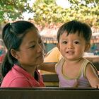 На автобусе сквозь Лаос