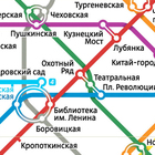 Студия Артемия Лебедева выпустила новую схему метро