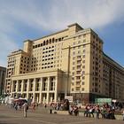 Первые три этажа гостиницы «Москва» откроют в декабре