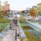 В Сколково будет только съемное жилье и инфраструктура для пешеходов