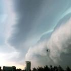 В городе объявлено штормовое предупреждение