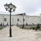 Фото дня: Как выглядит обновлённая Арбатская площадь