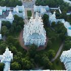 «Яндекс» снял панорамы Петербурга с воздуха