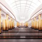 Станции метро «Бухарестская» и «Международная» должны открыть в августе