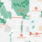 Определены маршруты скоростного трамвая в Москве
