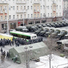 Онлайн-трансляция: Митинги в Москве и Петербурге
