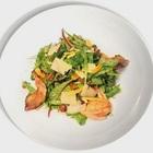 Микс-салат с перепелками