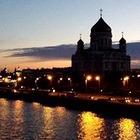 Акция «Час Земли» в Москве в снимках Instagram