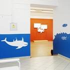 Фоторепортаж: «Арт-прививка» в детской поликлинике