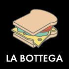 Составные части: Сэндвич с пармской ветчиной из бара La Bottega