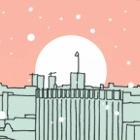 Утро в городе: 24 декабря
