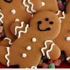 The Gingerbread Man (сшить, съесть, поиграть)