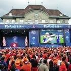 В Москве откроют три зоны для футбольных болельщиков