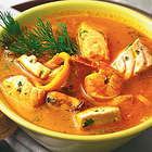 Рыбный суп по-португальски