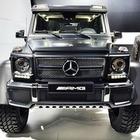 Московский автосалон в снимках Instagram