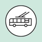 Городские трамваи выкрасят в вишнёвый и бежевый