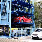 В центре Петербурга появятся автоматические паркинги между домами