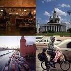 Итоги недели: второе кафе «Люди как люди», аквапарк в ВВЦ, 150 км велодорожек