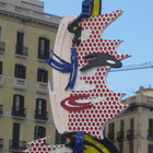 Барселона - лицо идеальной женщины