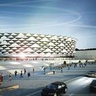 Большая стройка: Новая спортивная арена на Московской