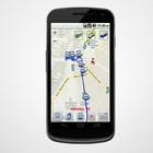 Cледить за движением наземного транспорта можно с помощью телефона