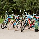 В Павловском парке открылся велопрокат